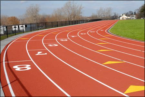 corners youth sports football track  field