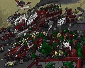 Warhammer 40k orks wallpaper | 1500x1200 | 46818 | WallpaperUP