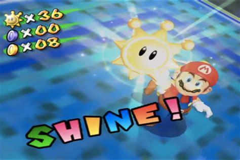 super mario sunshine speedrun   minutes