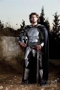 Knight In Shining Armour Photograph by Yedidya yos mizrachi
