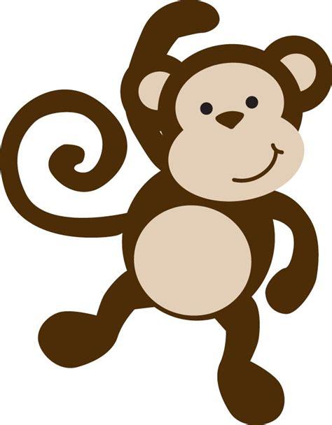 monkey template monkey template clipart best