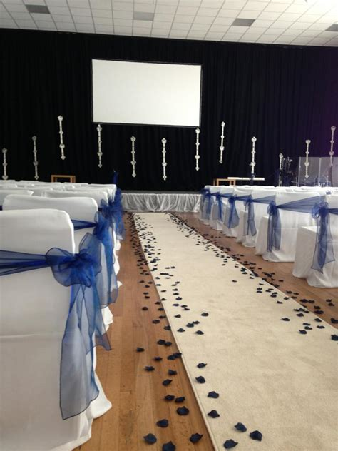bawa health and leisure bristol wedding chair covers and venue decorations
