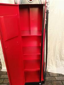 Armoire Hauteur 180 : route 66 armoire retro pompe essence hauteur 180 cm ~ Edinachiropracticcenter.com Idées de Décoration