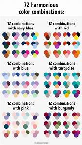 132, Eye-catching, Color, Combinations