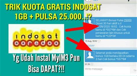 2 format sms kuota gratis indosat ooredoo 14 gb. Kuota Gratis Indosat 1 Gb 3 Hari : 5:51 aduy gaming 72 393 просмотра. - tari dan kesenian jawa ...