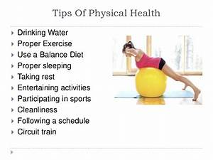 fitness tips for physical health rossano holding corp