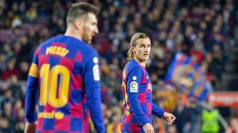 Liga - Barça : L'oncle de Griezmann en remet une couche ...