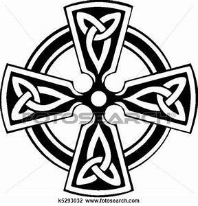Blue Celtic Cross Clip Art | Clipart Panda - Free Clipart ...