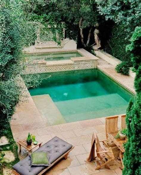 Small Backyard Pool Ideas - 19 swimming pool ideas for a small backyard homesthetics
