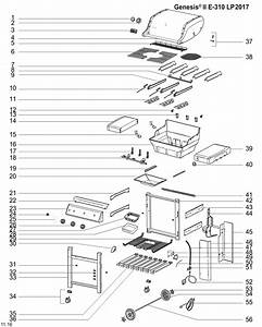 Weber Grill Schematics