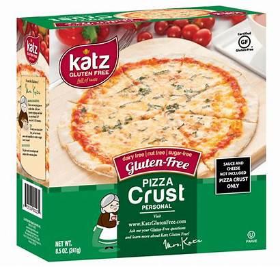 Pizza Gluten Crust Katz Crispy Celestina Katzglutenfree