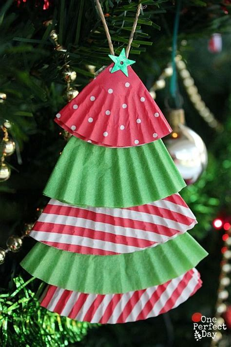 diy christmas ornaments   jazz   tree