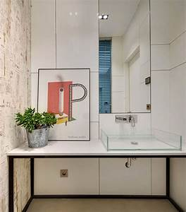 Style De Salle De Bain : salle de bain style vintage ~ Teatrodelosmanantiales.com Idées de Décoration