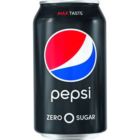 Pepsi Max Pepsico Zero Calorie Cola - Soda, Cola Flavor