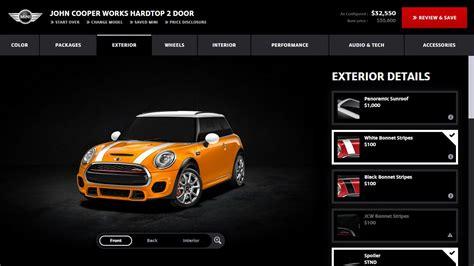 Build A Car Website by Design Your Own Custom Cars