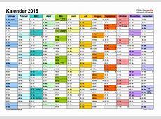 Kalender 2016 Download Freewarede