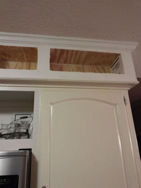 Updating Kitchen Ideas - update from outdated soffits to usable space hometalk