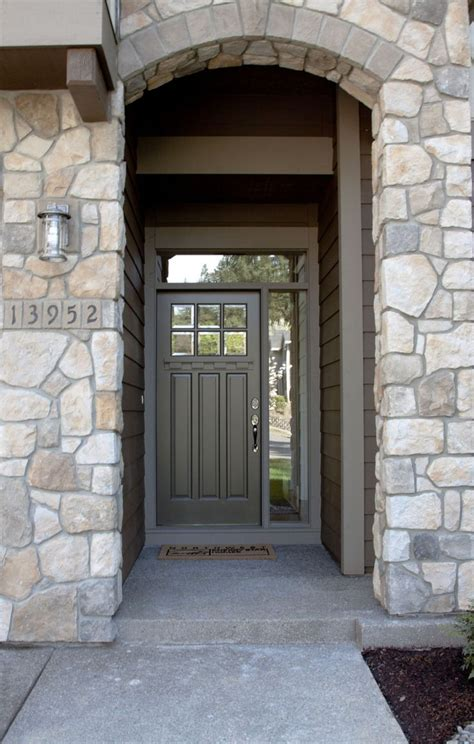 entry door with window front door with window top for the home