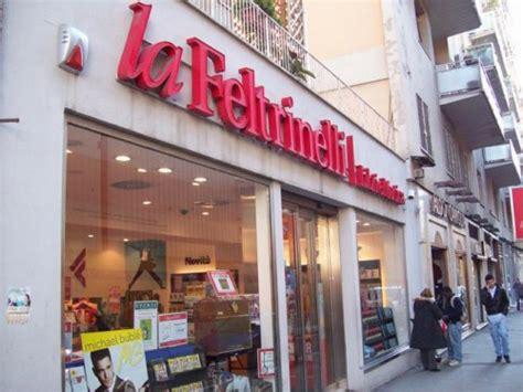 la feltrinelli librerie librerie a roma negozi di roma