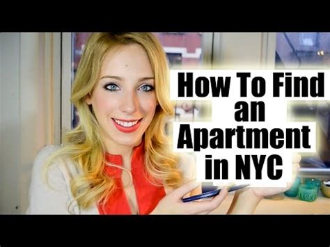 How To Find An Apartment In New York City  Part 1 Youtube