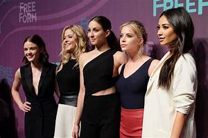 "The final episodes of ""Pretty Little Liars"" have an ..."