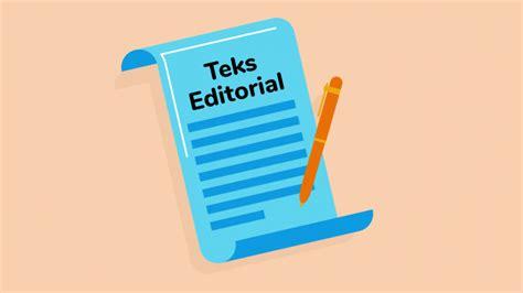 Teks ulasan ini ditulis secara objektif dan lebih kritis serta tidak hanya suatu pandangan pembuat ulasan saja. Teks Editorial - Pahamify | Belajar Jadi Seru!
