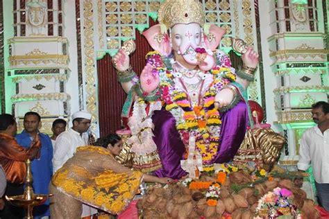 ganesh chaturthi 2017 lalbaugcha raja and 4 other ganesh in mumbai lifestyle