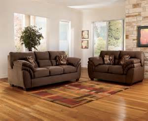 sofa loveseat couch set living room ashley eli cafe ebay