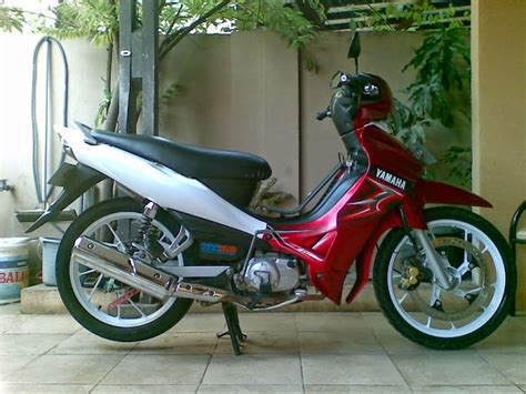 Modifikasi Jupiter Z 2008 by Modifikasi Yamaha Jupiter Z 2008 Modifikasi Motor
