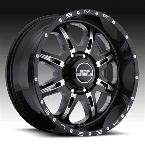 Bmg Wheels by Bmf F I T E Fite Metal Black Custom Wheel