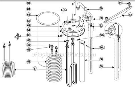 Bloomfield 8780 Parts List and Diagram : eReplacementParts.com
