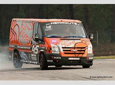 Yes, The Ford Transit Trophy Is A Thing, And It's Totally