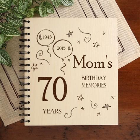 birthday gifts for 70th birthday gift ideas for mom top 20 gifts for mothers turning 70