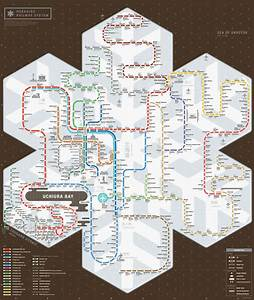Zero per zero for Transit maps from zero per zero