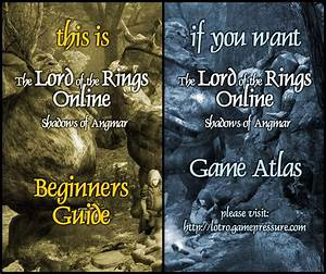 Lord Of The Rings Online First Steps Game Guide