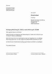 Mieter Kündigen Vorlage : muster k ndigung mietvertrag nachmieter schatzi pinterest ~ Orissabook.com Haus und Dekorationen