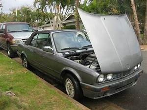 Purchase Used 1992 Bmw 318i Base Convertible 2