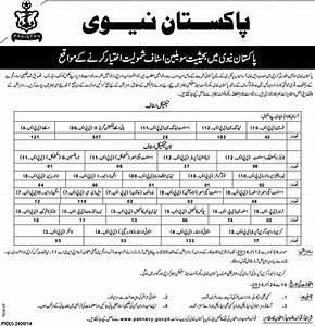 How to Join Pakistan Navy after Matric 10th Class ...
