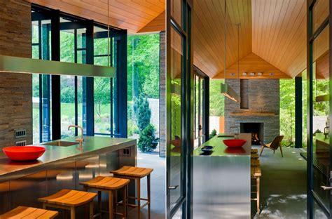 plan pour cuisine gratuit petit pavillon résidentiel d architecte proche de la ville