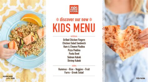 zoes kitchen menu zo 235 s kitchen appeals to generation z with adventurous
