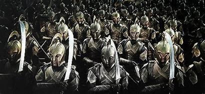 Lotr Gifs Lord Rings Elrond Battle Elves