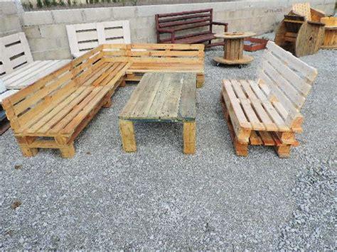 emejing fabriquer une table de awesome comment faire une table de jardin avec une palette