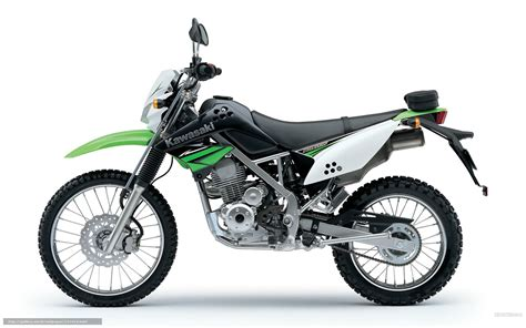 Download Wallpaper Kawasaki, Enduro, Klx125, Klx125 2010