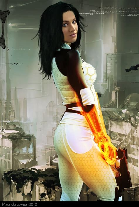 miranda lawson image mass effect fan group mod db