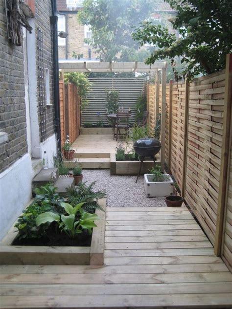 small decked garden ideas 143 best images about small garden courtyard ideas on pinterest