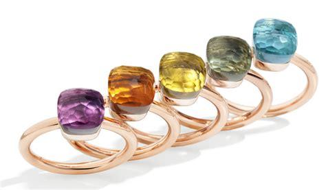 anelli nudo pomellato nasce nudo petit by pomellato fashion times