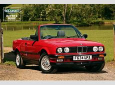 BMW E30 3 Series buyer's guide what to pay and what to
