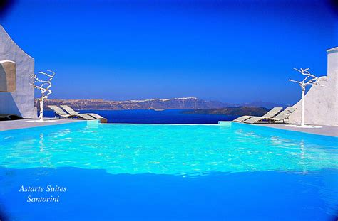 Astarte Suites Hotel Santorini Greece Getaway Taken To