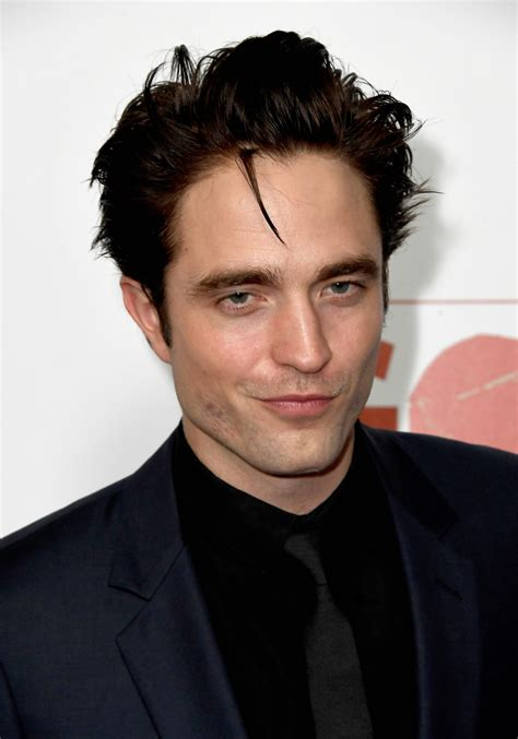 Robert Pattinson's new look as alter-ego Edward Cullen ...