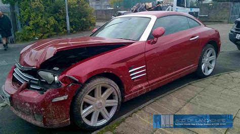 Chrysler Aftermarket Parts by Chrysler Crossfire 3 2l Petrol Automatic 2004 Breaking